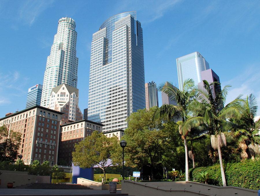Даунтаун Лос Анджелеса