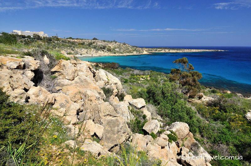 мыс Греко Кипр