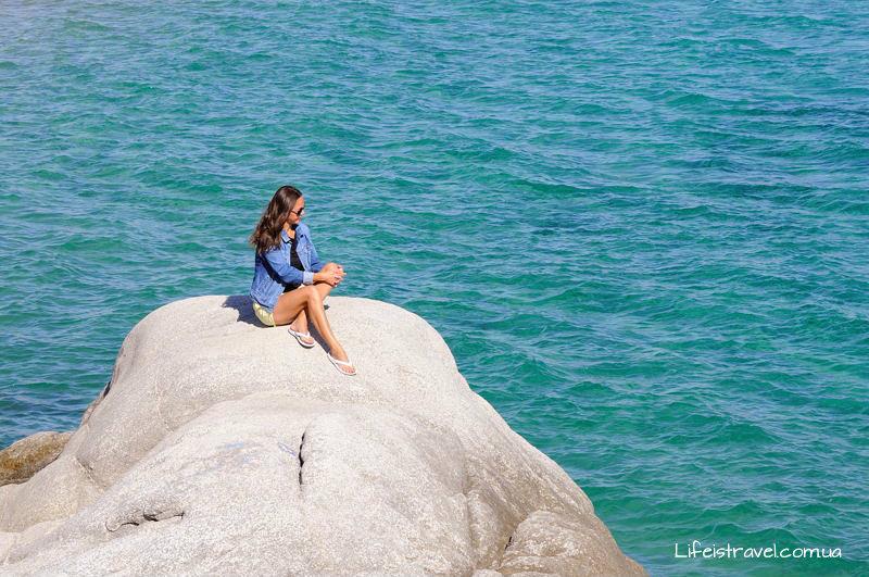 Аренда недвижимости на море в греции