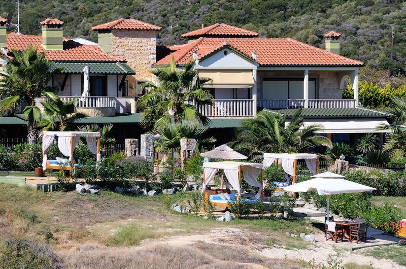 Недвижимость греции ситония