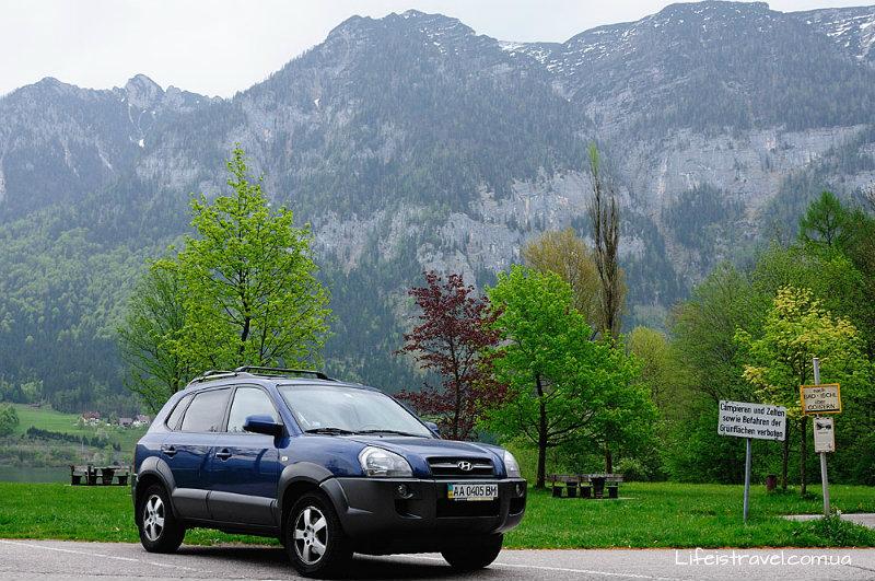 Как ехать в австрию на автомобиле