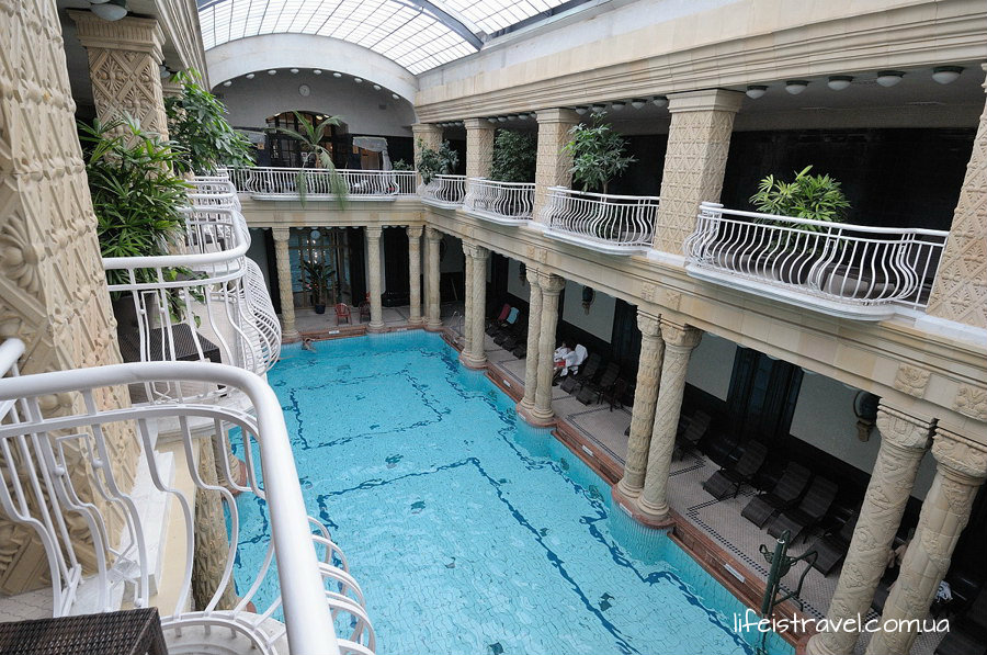купальня Гелерт