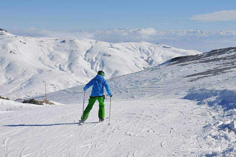 горнолыжный курорт Эрджияс, Турция