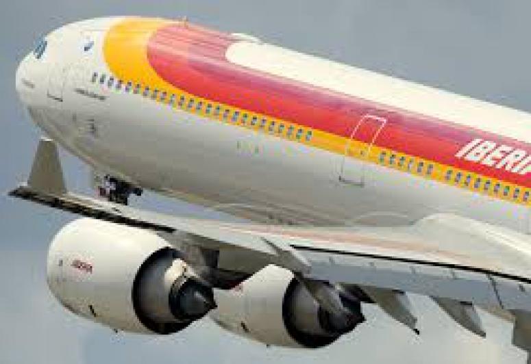 иберия авиакомпания официальный сайт вывести
