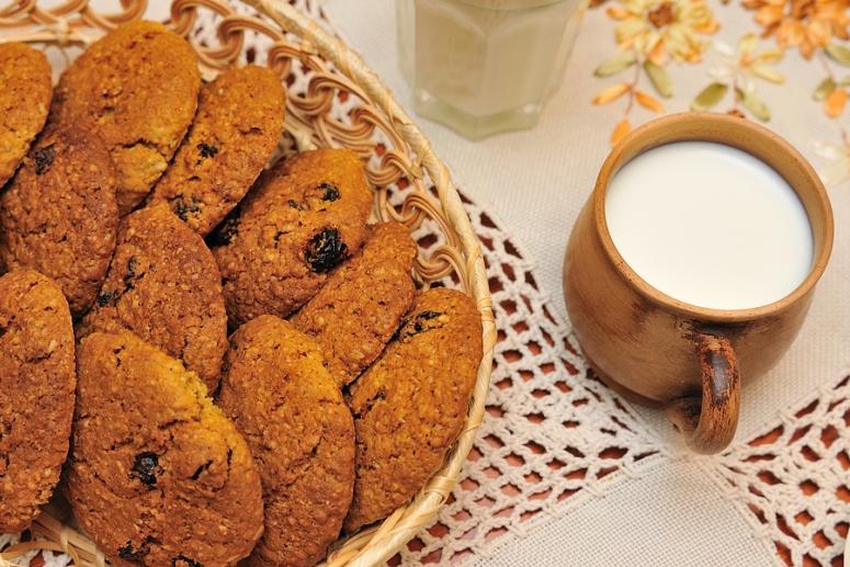 Овсяное печенье рецепт в домашних условиях отзывы