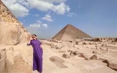 По Египту на арендованном автомобиле самостоятельно