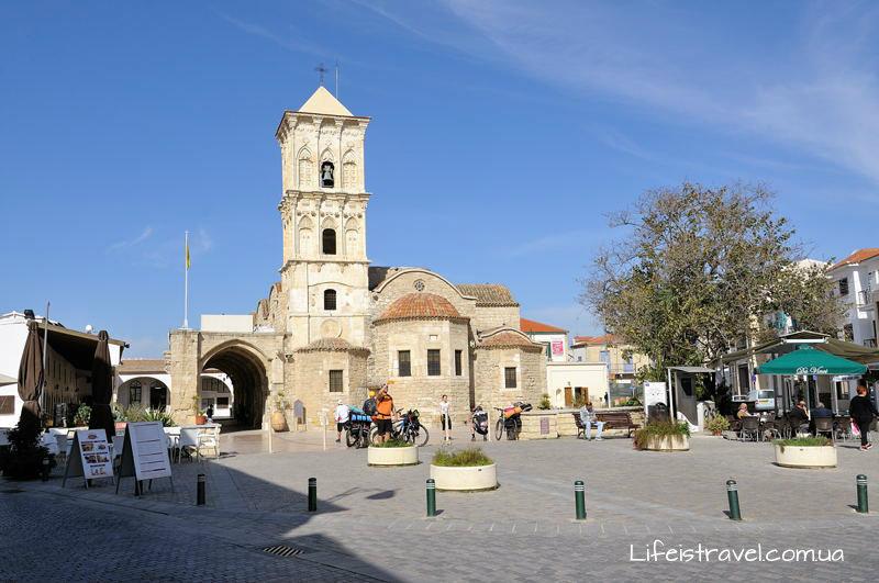 Ларнака, церковь