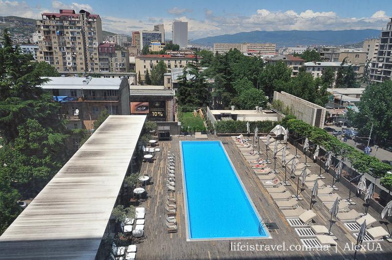 отель Холидэй Инн, Тбилиси