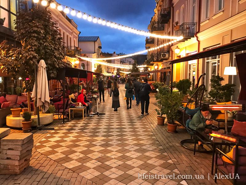 Тбилиси, достопримечательности и маршрут по городу