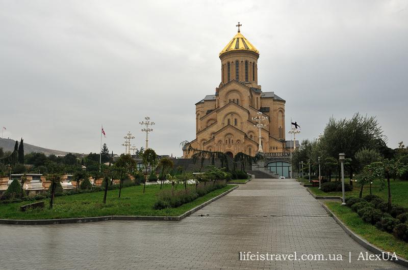 собор Самеба, Тбилиси