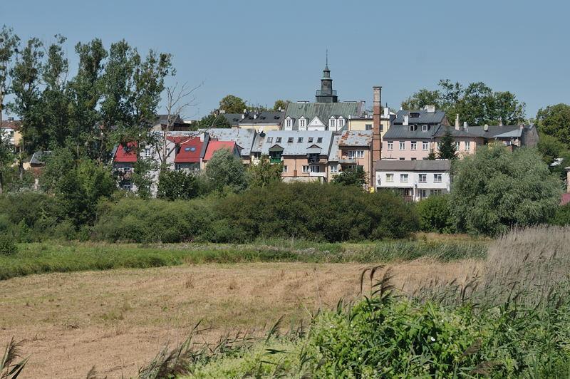 велопоход по Польше, Green Veloм