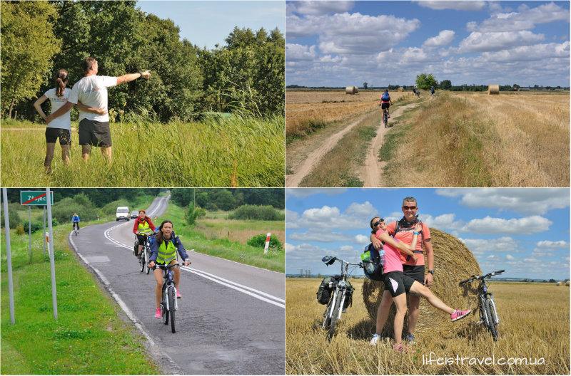 велопоход по Польше