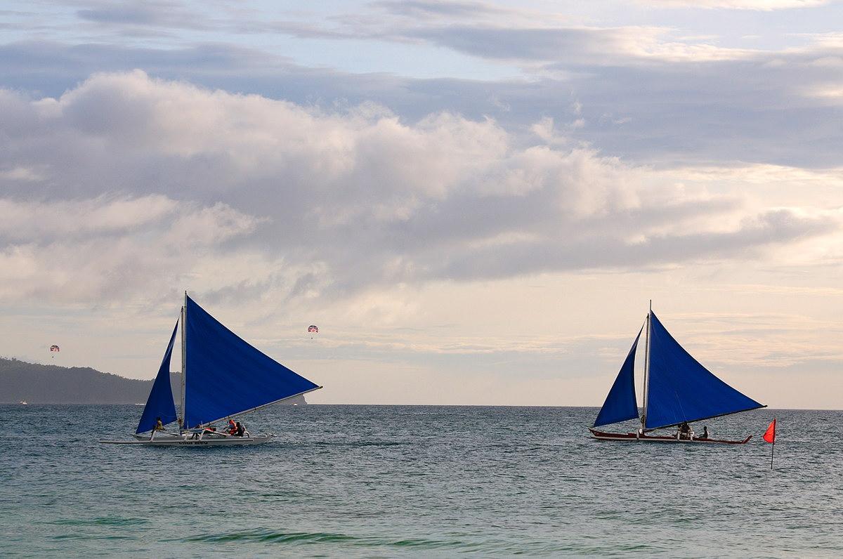 Как добраться на волшебный остров Боракай Филиппины -