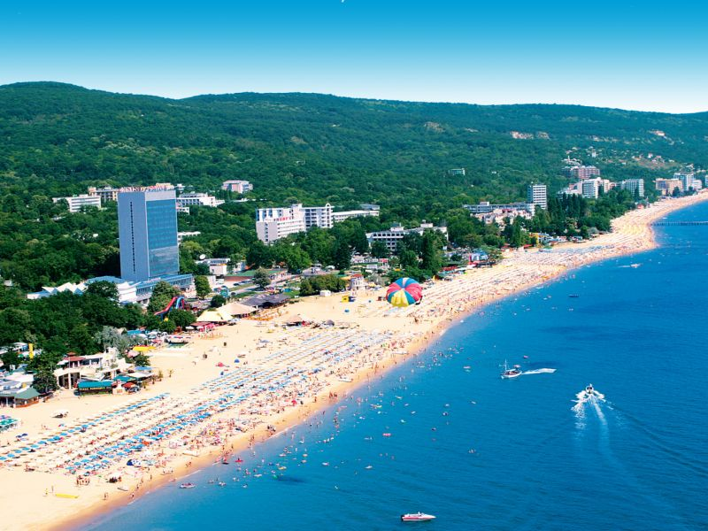 Самый теплый курорт болгарии купить квартиру в элит резиденс дубай марина
