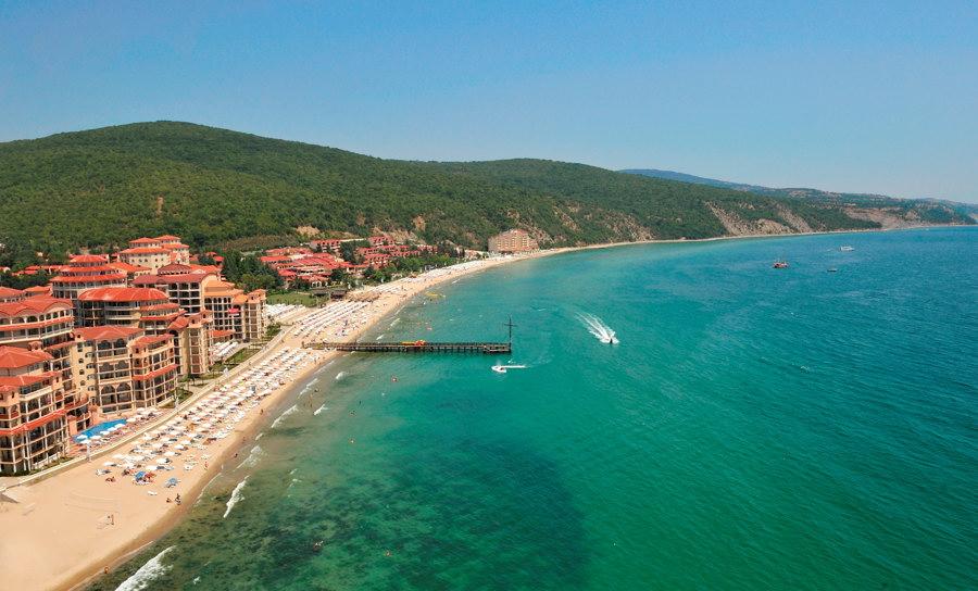 болгария города на море