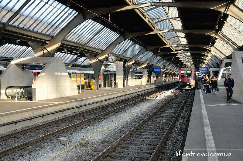 Один день в Цюрихе