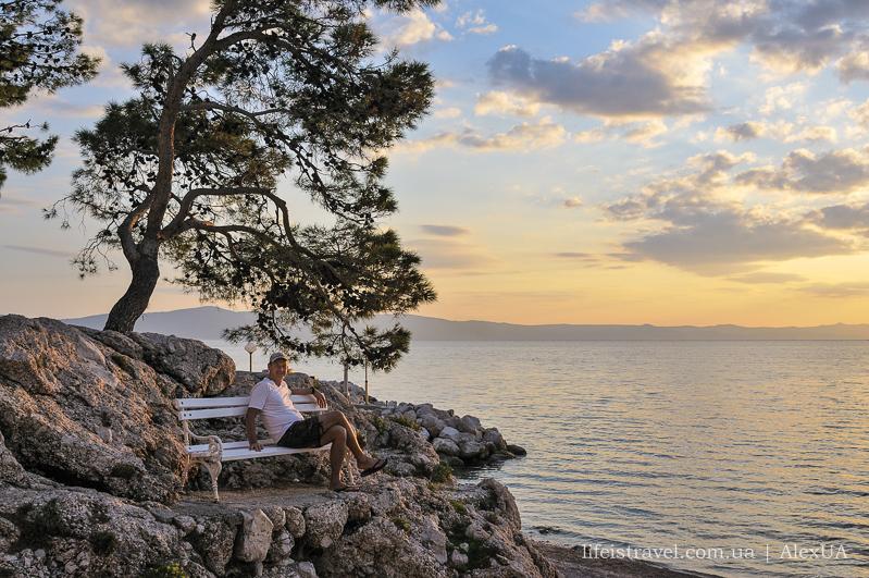 Хорватия, Макарска ривьера