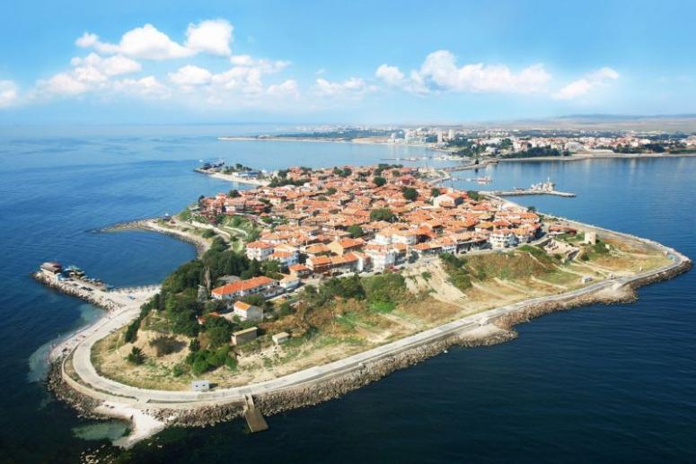 города в болгарии возле моря