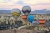 Каппадокия в Турции: воздушные шары на рассвете, сколько стоит и как добраться